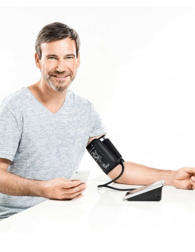 Beurer Oberarm-Blutdruckmessgerät - BM 58 von Beurer