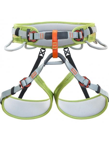 Climbing Technology Hüftgurt Ascent, Grün/Grau von Climbing Technology