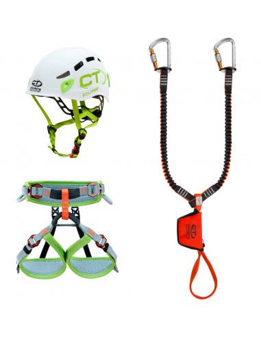 Climbing Technology Kit Ferrata Junior von Climbing Technology
