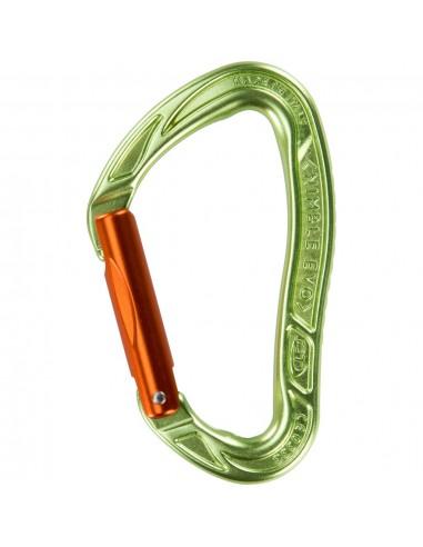 Climbing Technology Karabiner Nimble Evo S, orange/green von Climbing Technology in Karabiner