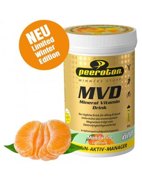 PEEROTON MVD Mineral Vitamin Drink, Mandarine, 300g von Peeroton