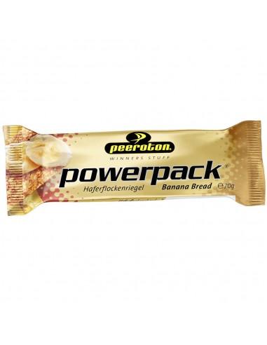 Peeroton Powerpack Riegel, Banana Bread, 70g von Peeroton