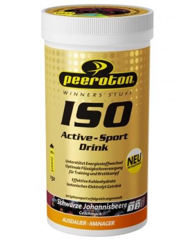 Peeroton ISO Active - Sport Drink, Schwarze Johannisbeere, 300g von Peeroton