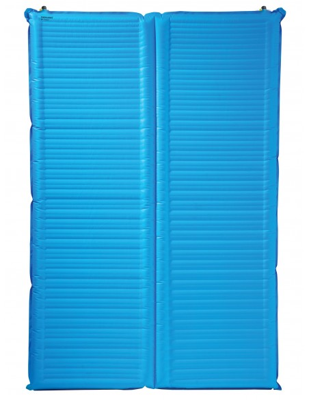 Therm-A-Rest Isomatte NeoAir Camper Duo, Med Blue von Therm-a-Rest