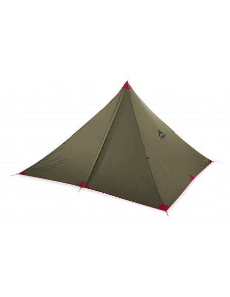 MSR Zelt Front Range Green von MSR