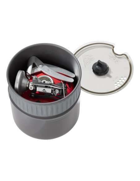 MSR PocketRocket Deluxe Kocher-Set von MSR