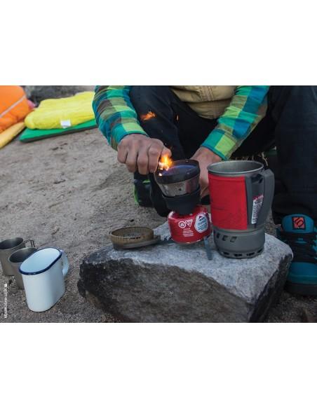 MSR Gaskocher WindBurner 1.0L Personal Stove System, Black von MSR