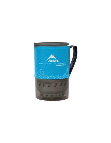 MSR WindBurner Duo Accessory Pot, Blue von MSR