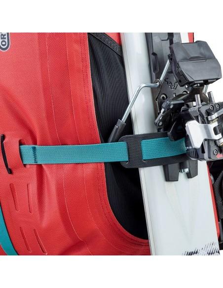 Ortlieb ATRACK 35L Rucksack - Rot von Ortlieb Waterproof