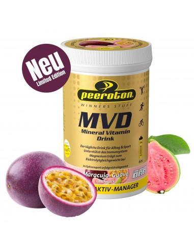 PEEROTON MVD Mineral Vitamin Drink, Maracuja-Guave, 300g von Peeroton
