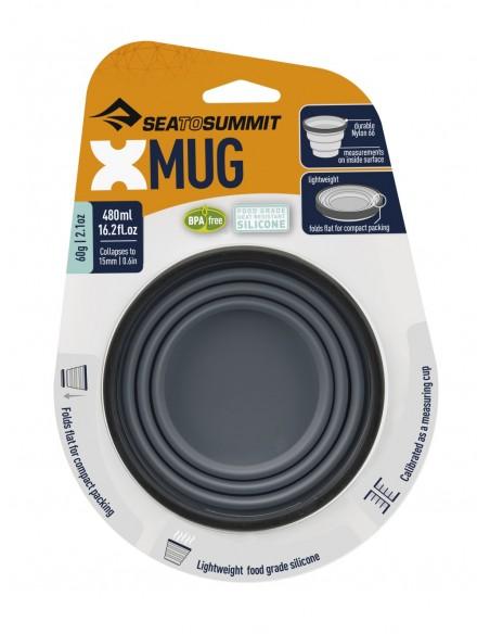 Sea to Summit X - Mug - Grey von Sea To Summit