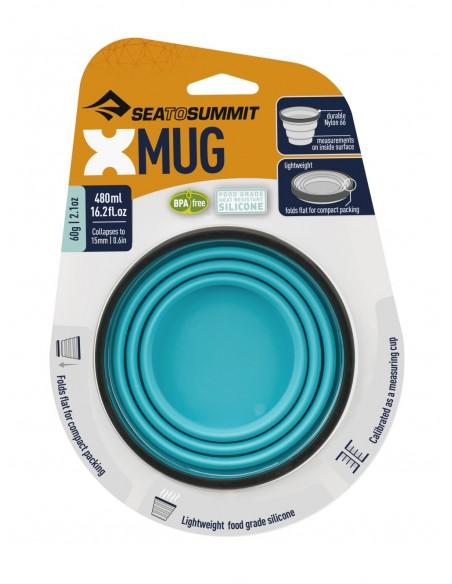 Sea to Summit X - Mug - Pacific Blue von Sea To Summit