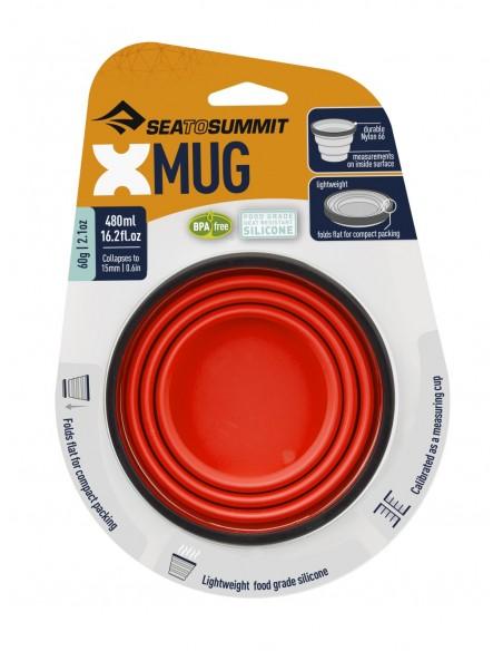 Sea to Summit X - Mug - Red von Sea To Summit