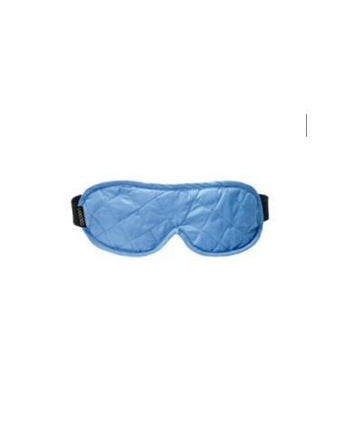 Cocoon Eye Shades with ear plugs - Light Blue/ Grey von Cocoon