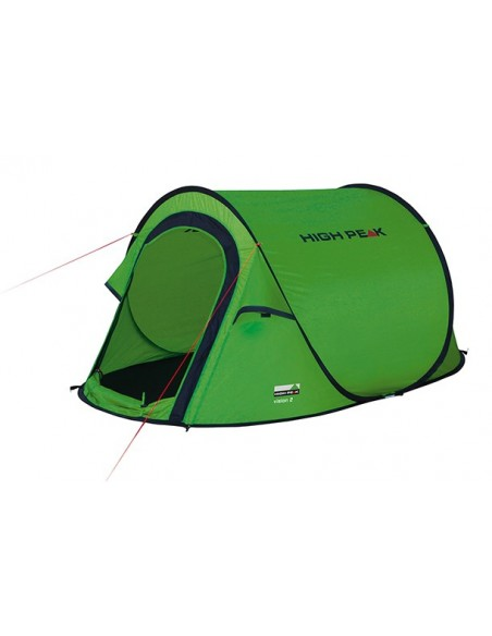 High Peak Zelt Pop Up Vision 2, green/phantom