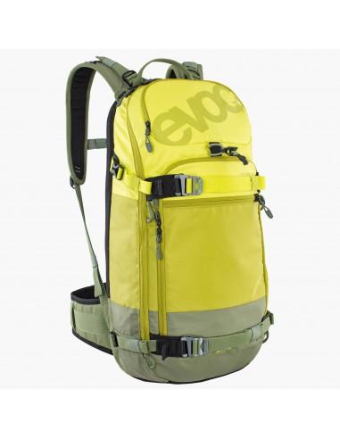Evoc Rucksack FR Pro 20 - Gelb